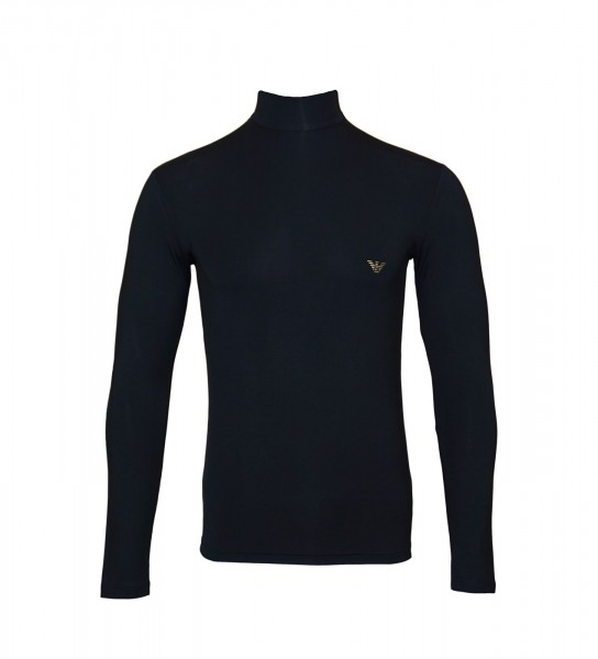 Emporio Armani Longsleeve Turtle Neck Sweater 111695 9A511 00020 black WF20-EA3
