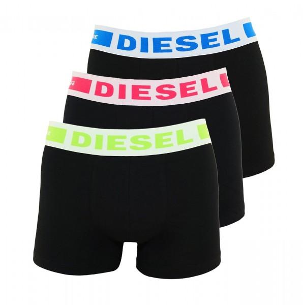 Diesel 3er Pack Boxer KORY OOCKY3 OBAOF E4327 black SS19-DB3