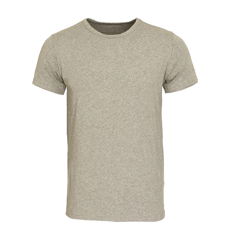 3 er Pack TOMMY HILFIGER Stretch Shirt T-Shirt Tee-Shirt schwarz, grau, weiss Rundhals