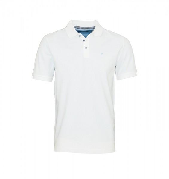Daniel Hechter Poloshirt Polo Piquee 75018 101916 10 white WF20-DHP1