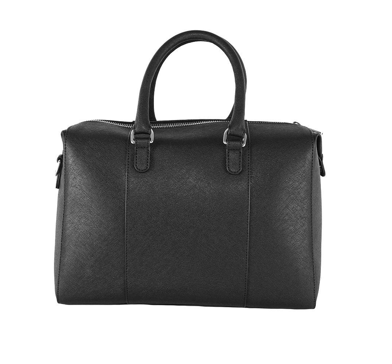 Armani Jeans Tasche Borsa Top Handle 922541 CC857 00020 Nero Handtasche S17-AJT1