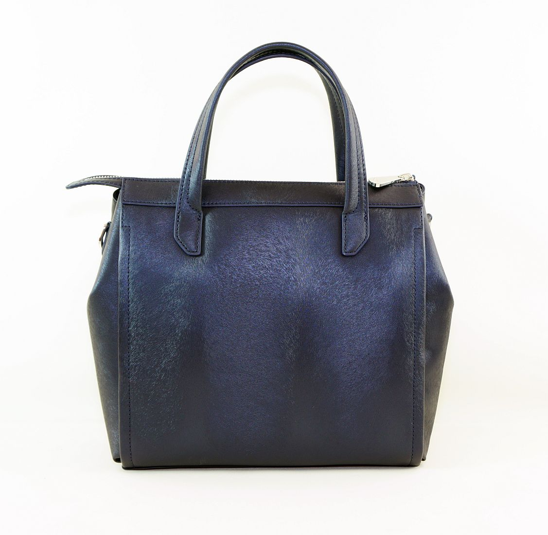 Armani Jeans Handtasche Shopper Tasche WOMEN'S TOP HANDLE B 922103 6A728 31735 Patriot Blue HW16-1