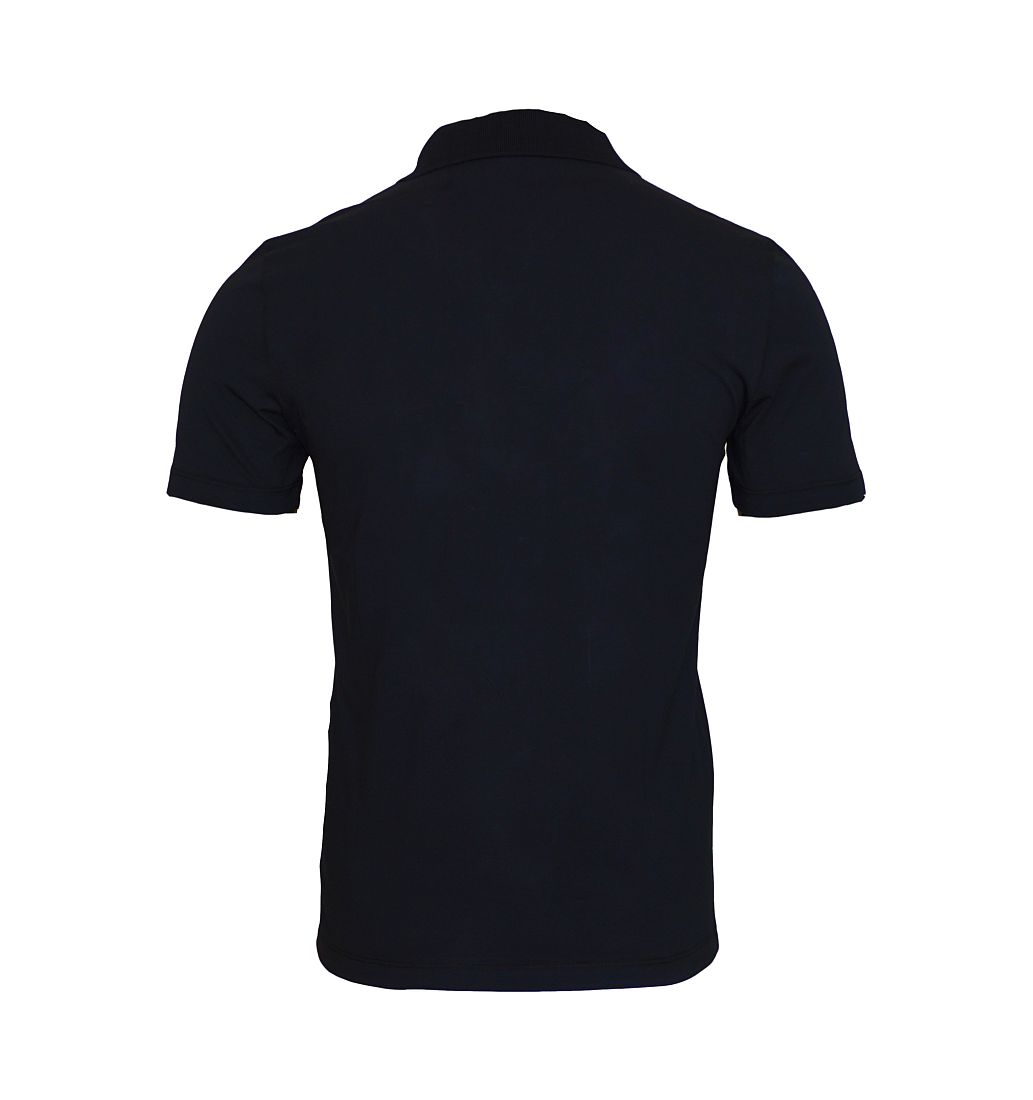 EA7 EMPORIO ARMANI Shirt Polohemd Poloshirt Polo schwarz 8NPF01 PJ48Z 1200 Nero HW16