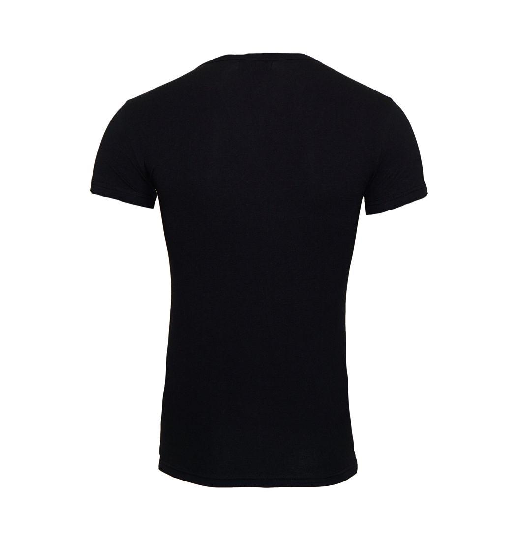 EMPORIO ARMANI Shirt T-Shirt NERO 110810 7P525 00020 WF17-EATS1