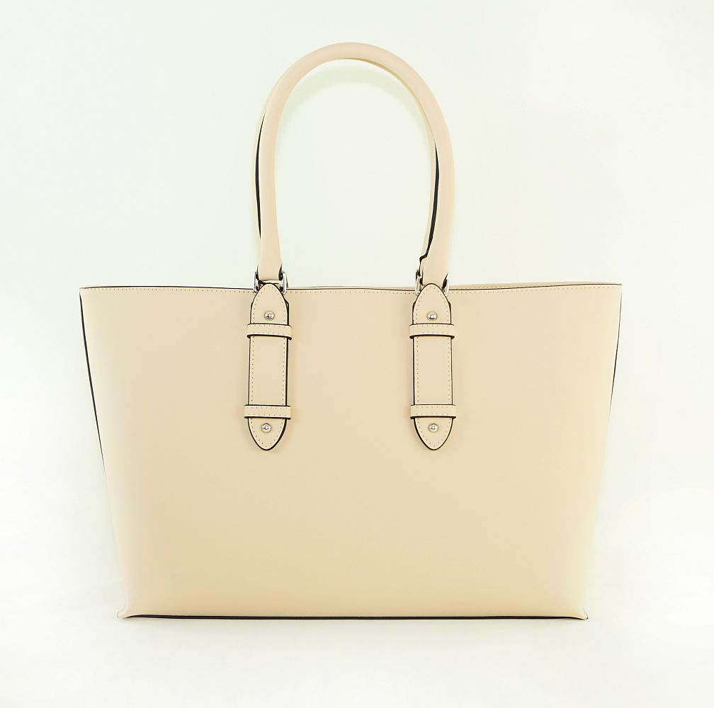 Armani Jeans Tasche Borsa Shopping Austria 922210 7P772 06250 Light Beige Handtasche S17-AJT1
