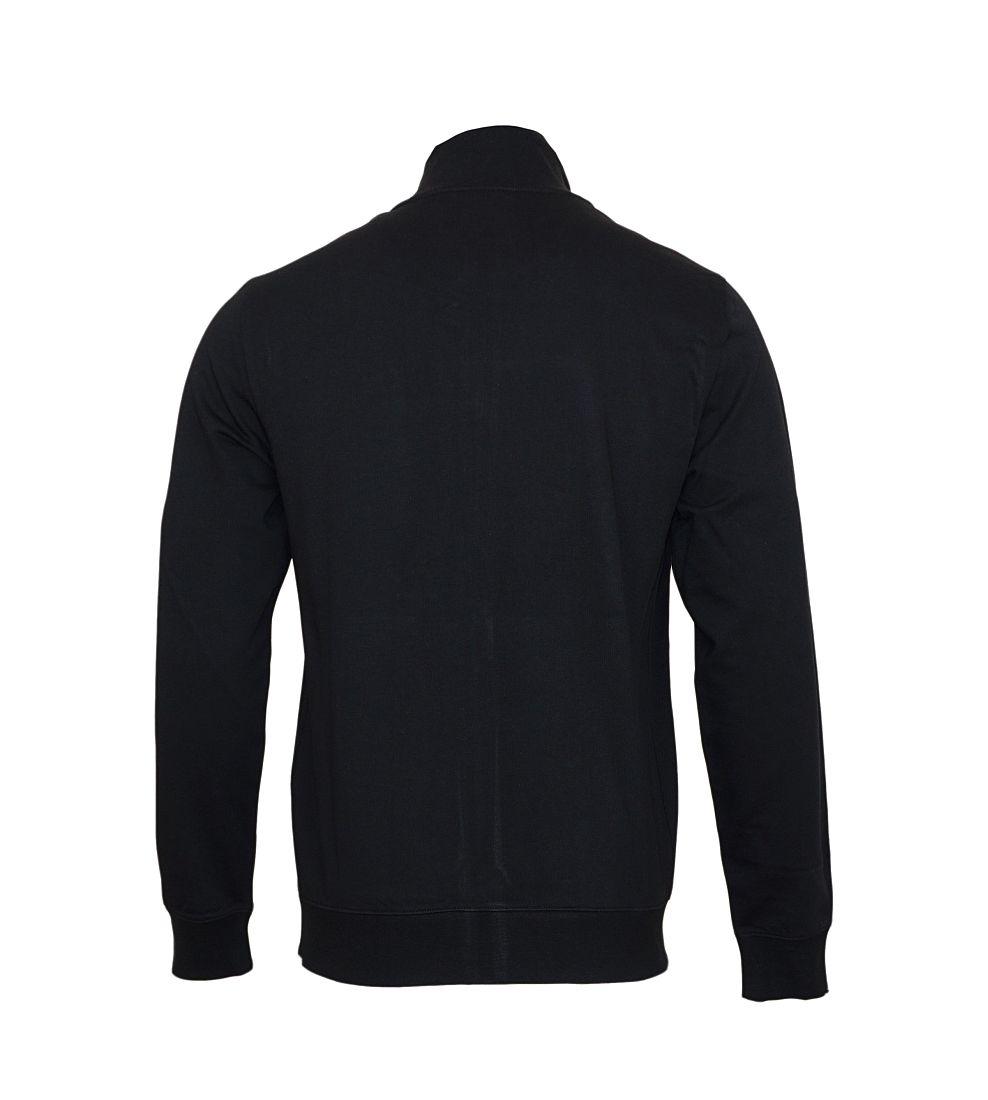 EA7 Emporio Armani Sweatjacke Sweatshirt 3YPM99 PJ05Z 1200 Black schwarz S17-EASJ1