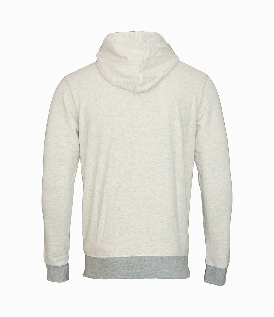 PETROL Industries Sweater Jacke Sweat Hooded beige MFW16 SWH357 009 HW16-Pn