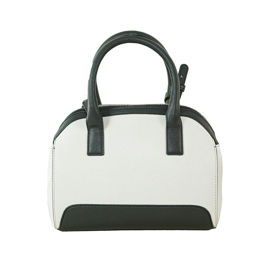 Armani Jeans Tasche Handtasche f. Damen C5270 R4 10 Bianco HW16