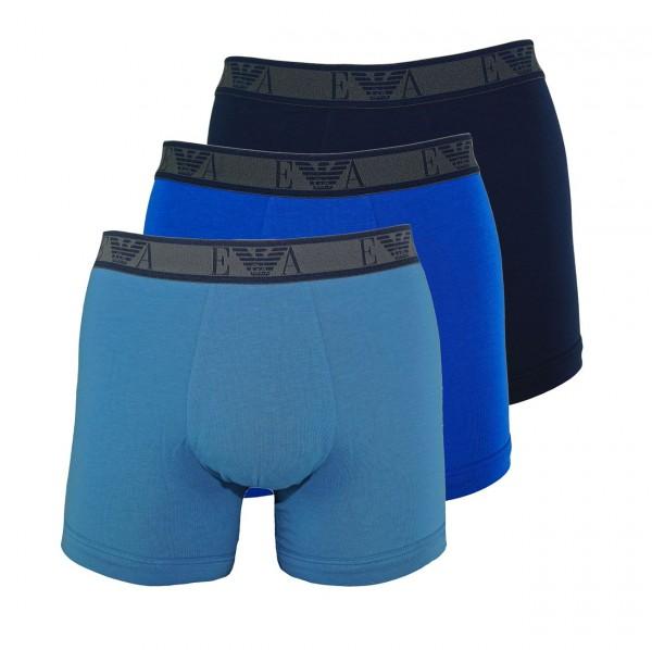 Emporio Armani 3er Pack Boxer Shorts 111473 9A715 61435 multicolor SH19-AB1
