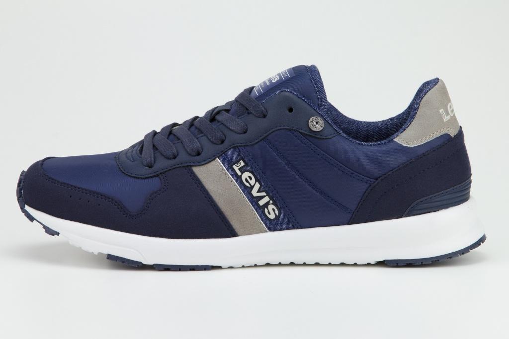 Levis Schuhe Sneaker BAYLOR NAVY BLUE 227240-725-17 W18-LVSS