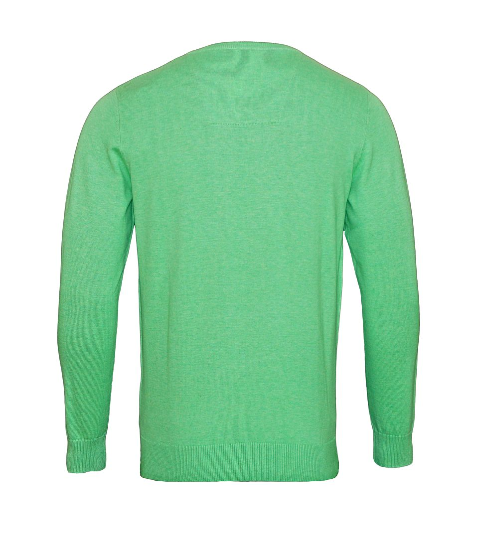 Tom Tailor Pullover Sweater Strickpullover Rundhals green apple sorbet 3021322 0910 7777 WF17-J1