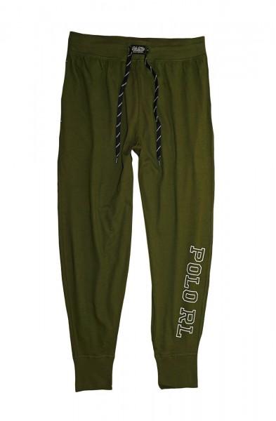 Ralph Lauren Jogginghose Stoffhose 71473060 9003 olive WF19-RLJ1