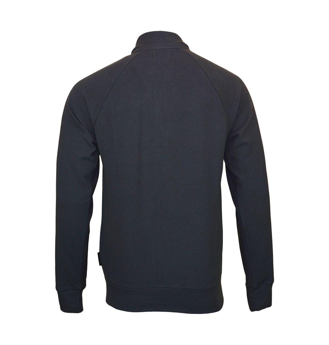 Emporio Armani Sweater Jacke Sweatjacke 111570 7A569 08444 FUMO HW17-EAS1