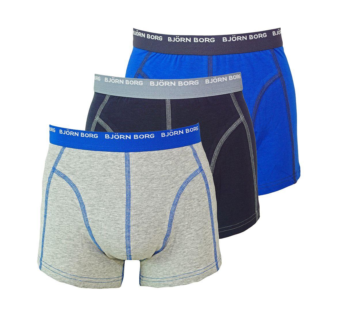 Björn Borg 3er Pack Shorts Boxershorts Unterhosen Shorts 163803 108023 90041 HW16 gp