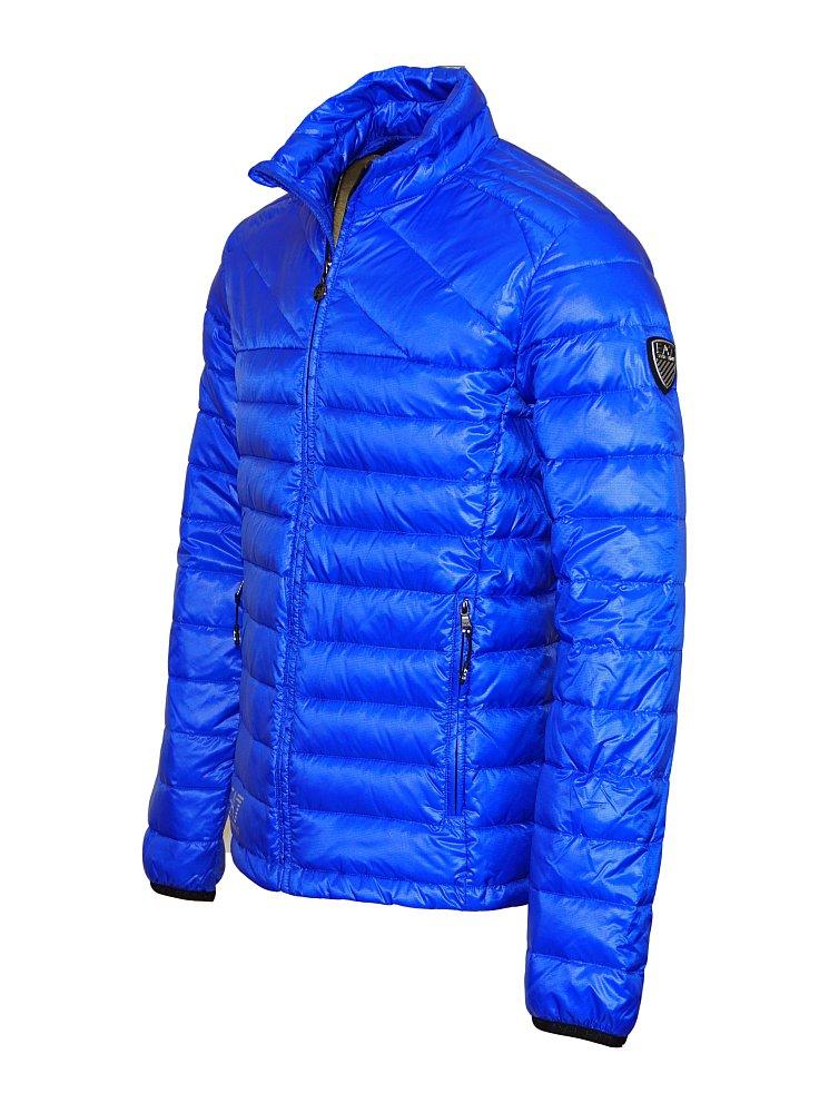 EA7 Emporio Armani Jacke Daunenjacke Down Jacket 6XPB49 PN43Z 1586 Bluette HW16-EA4