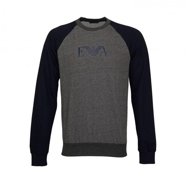 Emporio Armani Sweater R-Neck 111062 9A566 06749 grey SH19-EAX3