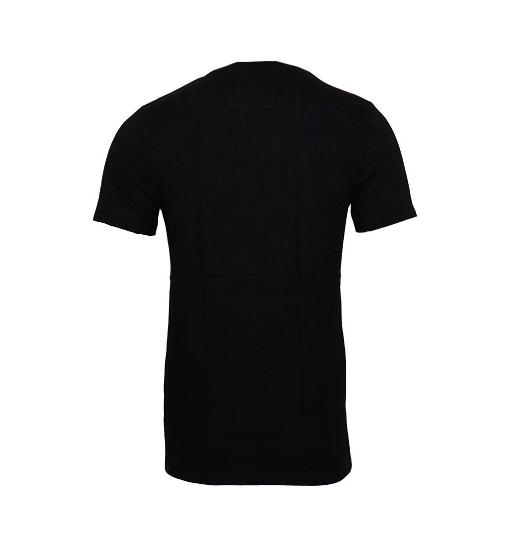 Strellson 2er Pack T-Shirts Rundhals 30003193 schwarz SH17-STTS1