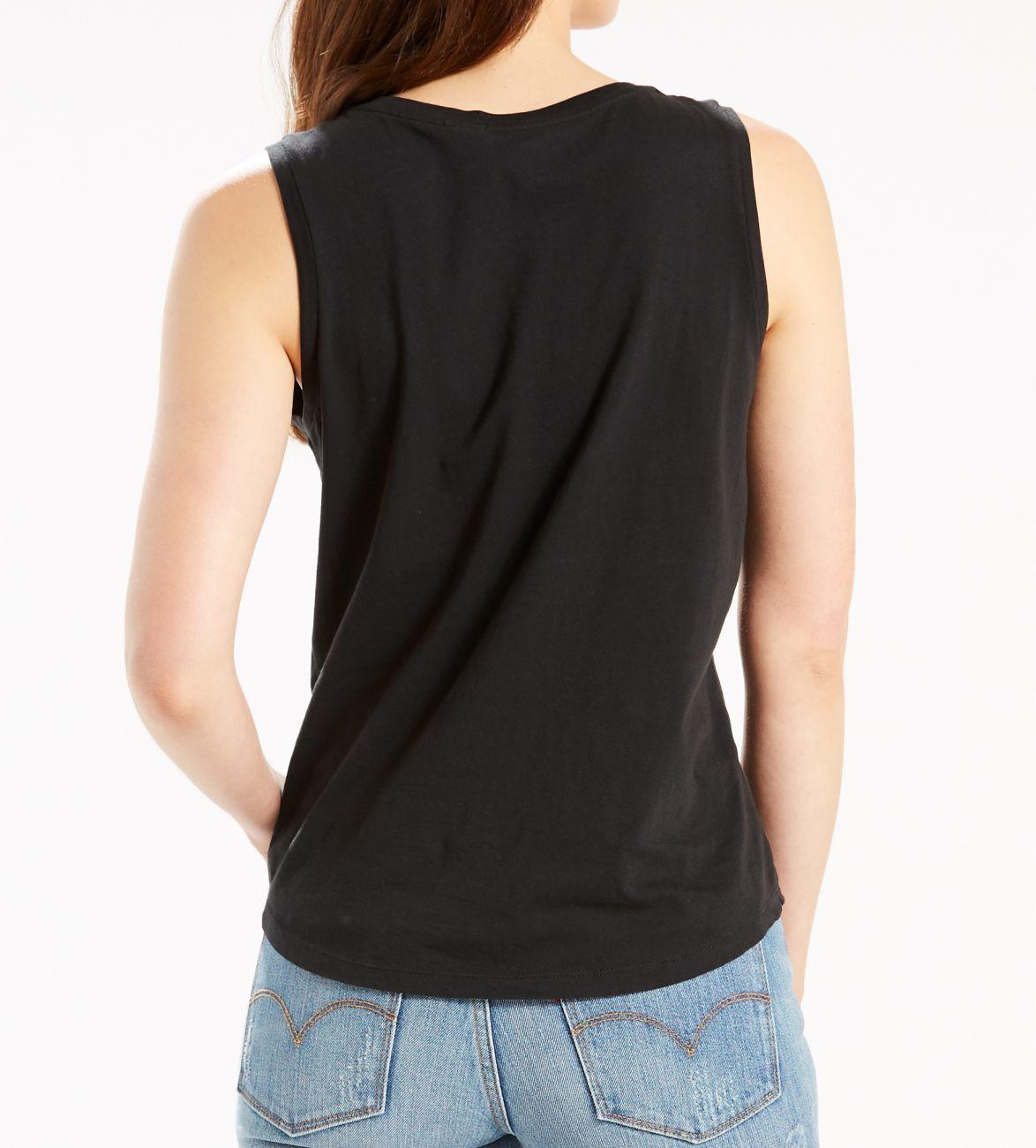 Levis Shirt TANK FESTIVAL 23483-0012 schwarz W18-LDS1