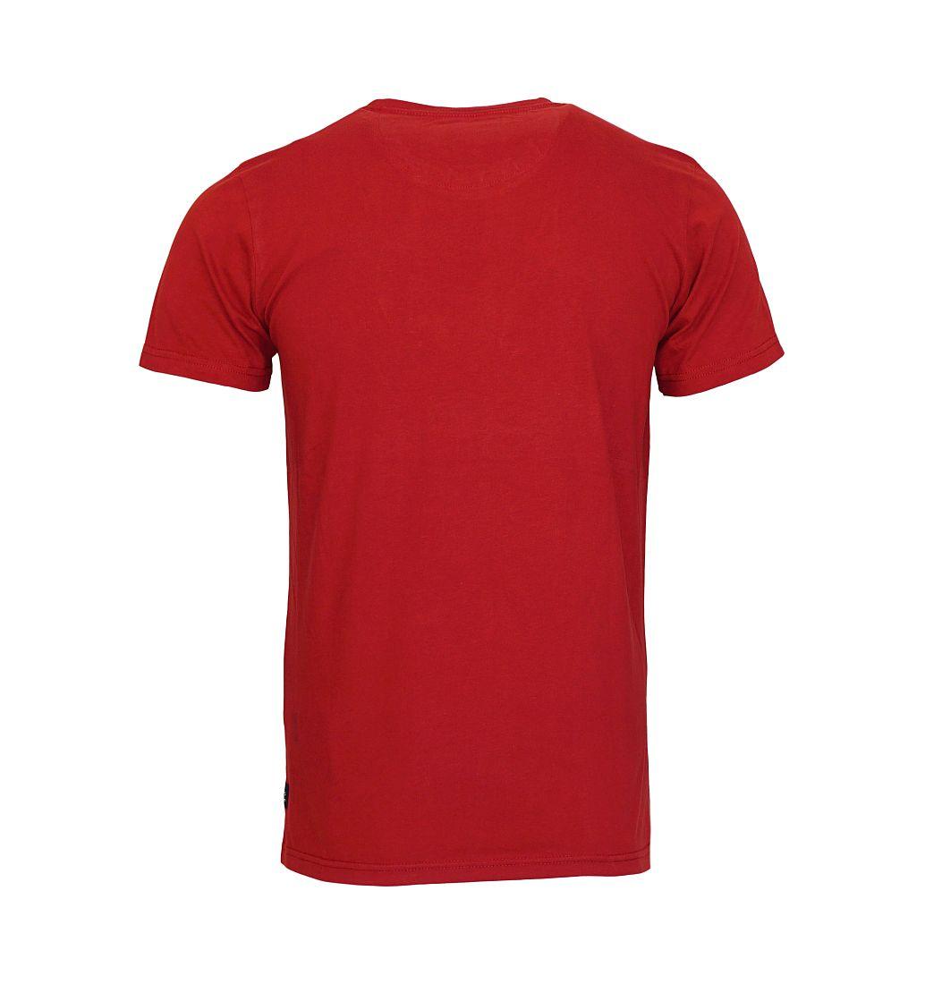 Petrol Industries T-Shirt Shirt weinrot M SS16 TSR606 349