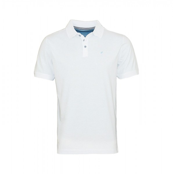 Daniel Hechter Poloshirt Polo Jersey 75016 101915 10 white WF20-DHP1