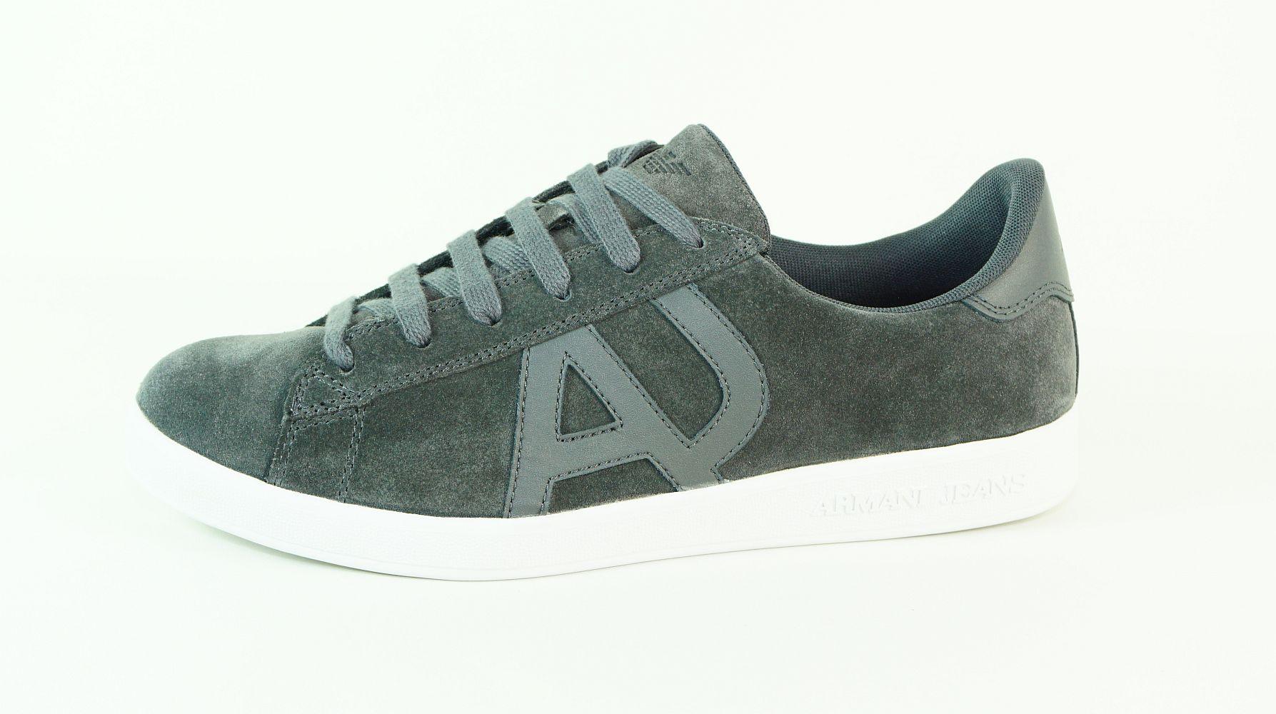 Armani Jeans Schuhe Sneaker Low Cut 935565 CC501 00041 Grigoro HW16-AJ