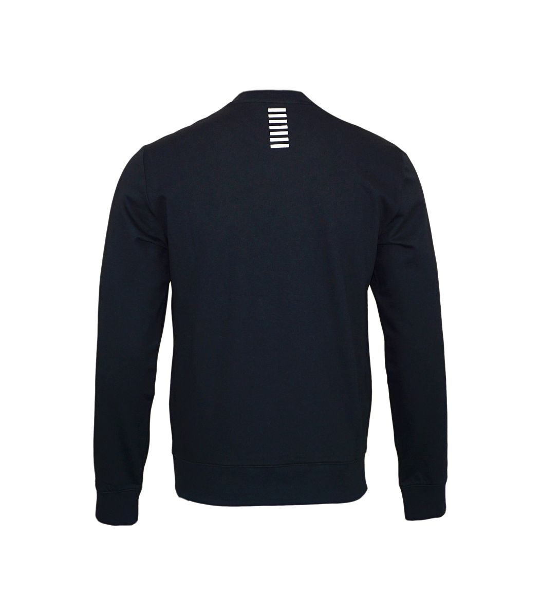 EA7 Emporio Armani Pullover Sweatshirt Rundhals 6YPM52 PJ05Z 1578 Night Blue HW17-EAP1