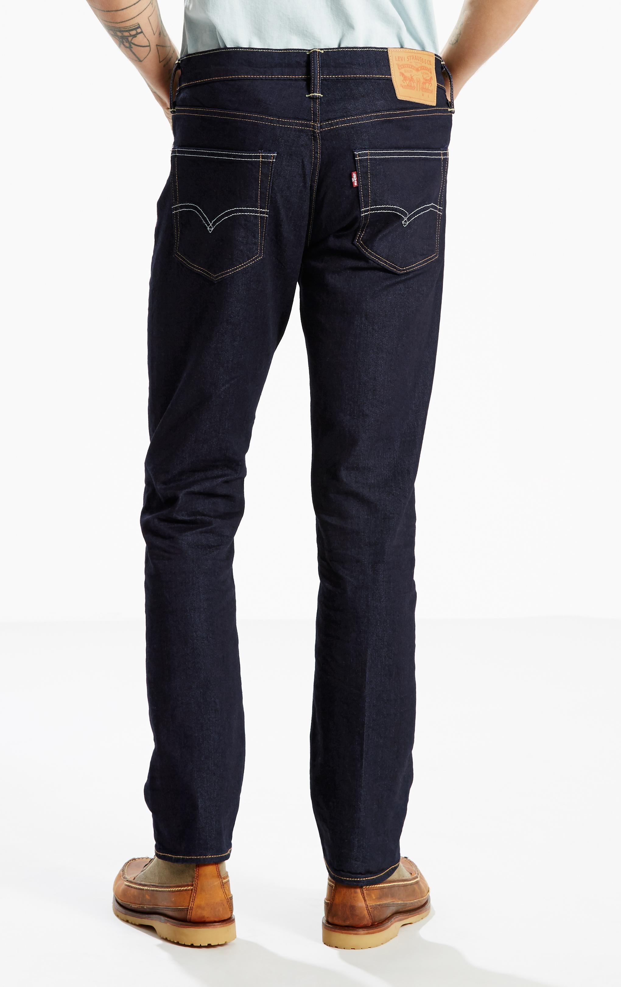 LEVIS Jeanshose Jeans 04511-1786 511 SLIM FIT ROCKCOD W18-LJJ1
