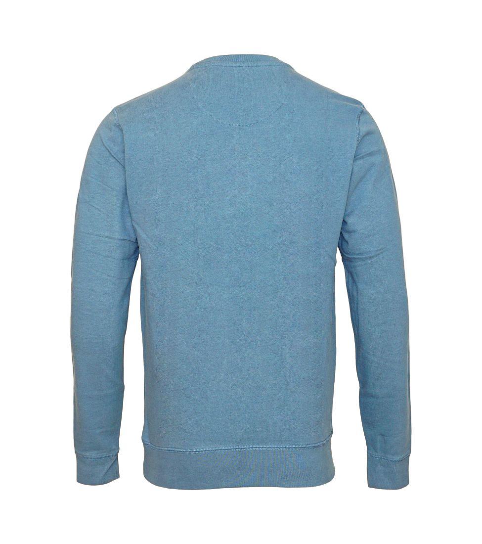 Petrol Industries Sweater Pullover blau MFW16 SWR397 525 HW16-1