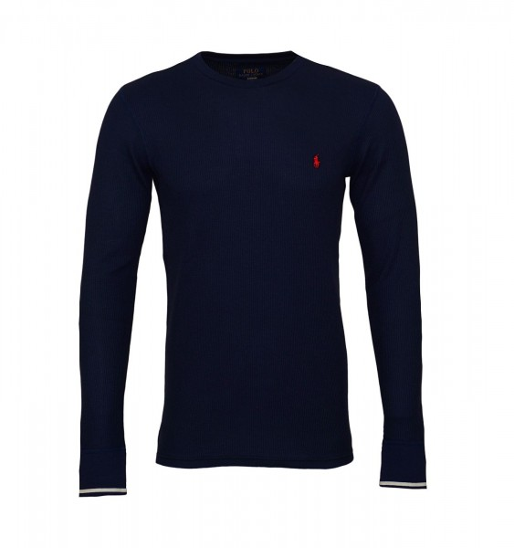 Ralph Lauren Longsleeve Shirt 71475401 4002 Navy SH19-RL2