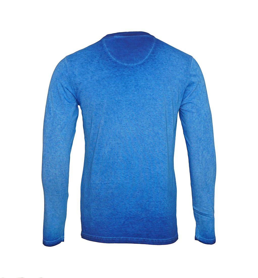 Petrol Industries Sweater Pullover Longsleeve LS R-Neck blau MFW16 TLR774 524 HW16-1n