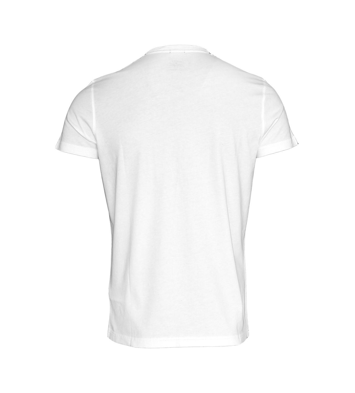 TOMMY HILFIGER Shirt T-Shirt Tee-Shirt Gow cn tee ss weiss
