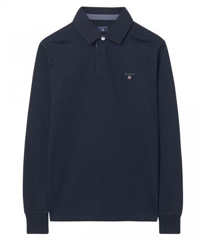 Gant Pullover Strickpullover O3. LAMBSWOOL CABLE CREW 8020028 LT BLUE MELANGE SH18-GS1