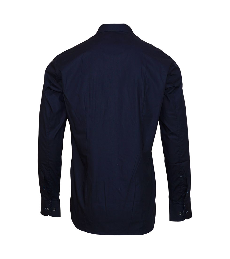 Signum Hemd Herrenhemd Business-Hemden 999115105 black iris WF17-SIBH1