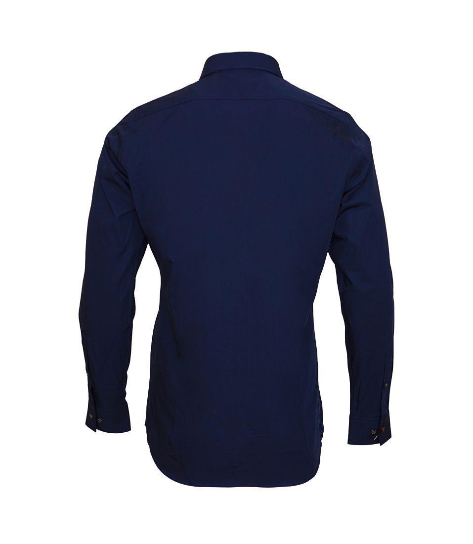 Strellson Businesshemd Hemd Herrenhemd Silas 10000206 410 navy SH17-STH1