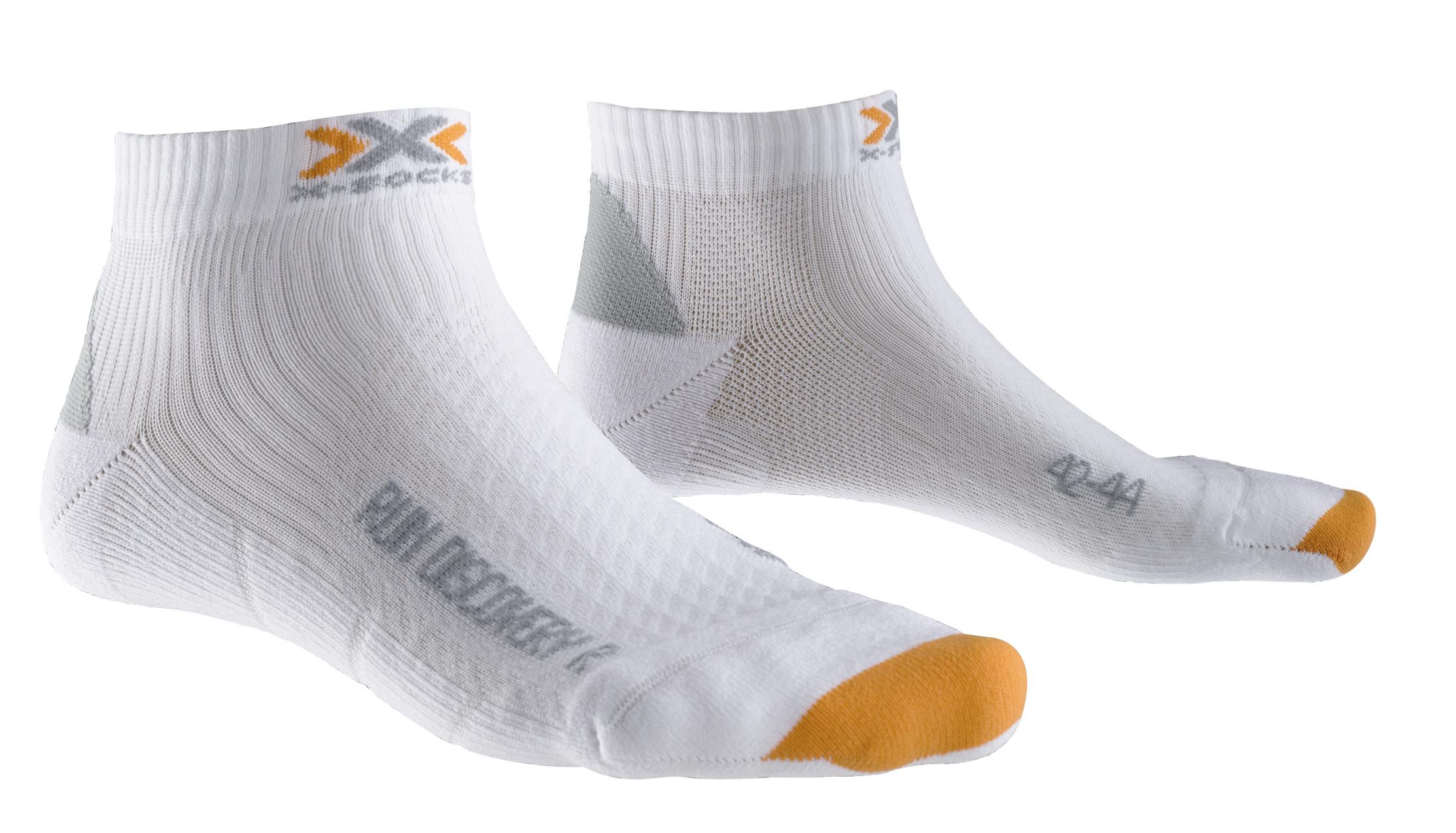 X-SOCKS Socken, Strümpfe Run Discovery weiß unisex von Gr. 35 - 47 S17-XS1