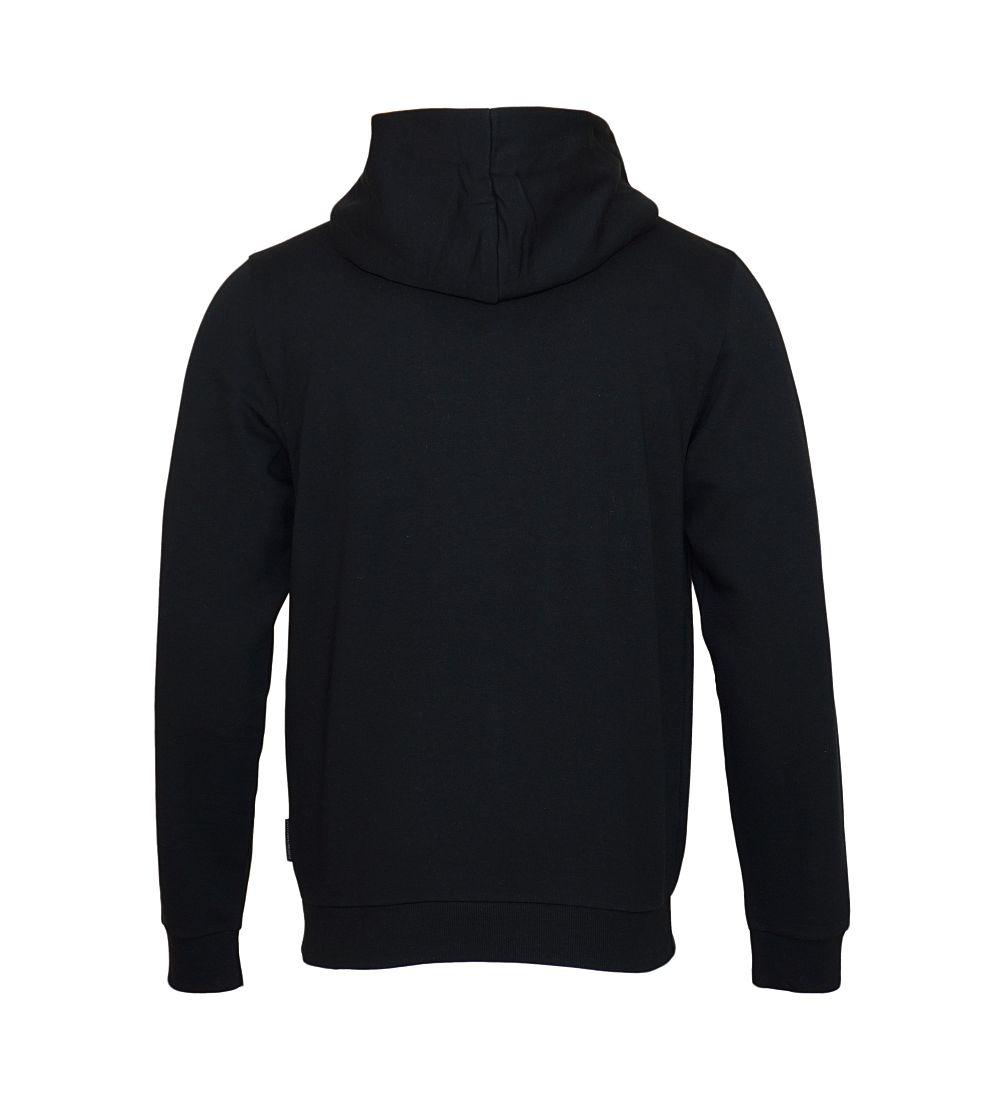Emporio Armani Pullover Sweater Hooded 111698 7A571 00020 NERO SH17-EASW1