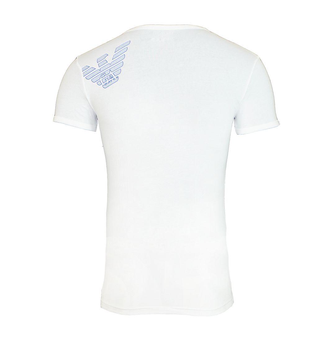 Emporio Armani Shirt T-Shirt weiss KNIT T-SHIRT 110810 6A725 00010 bianco HW16A1