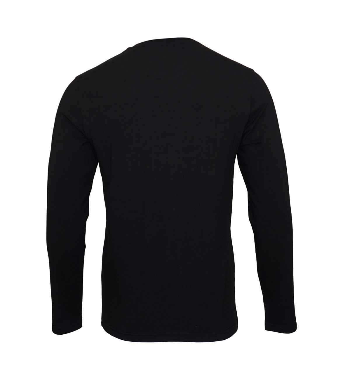 Emporio Armani Longsleeve Rundhals Shirt 111653 8A720 00020 NERO WX18-EAX