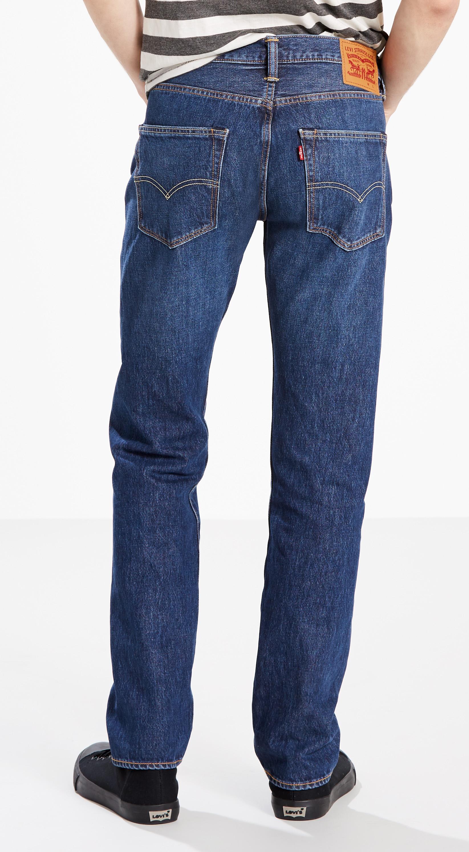 LEVIS Jeanshose Jeans 00501-2463 501 LEVIS ORIGINAL FITSUB WAYSTATION W18-LJJ1