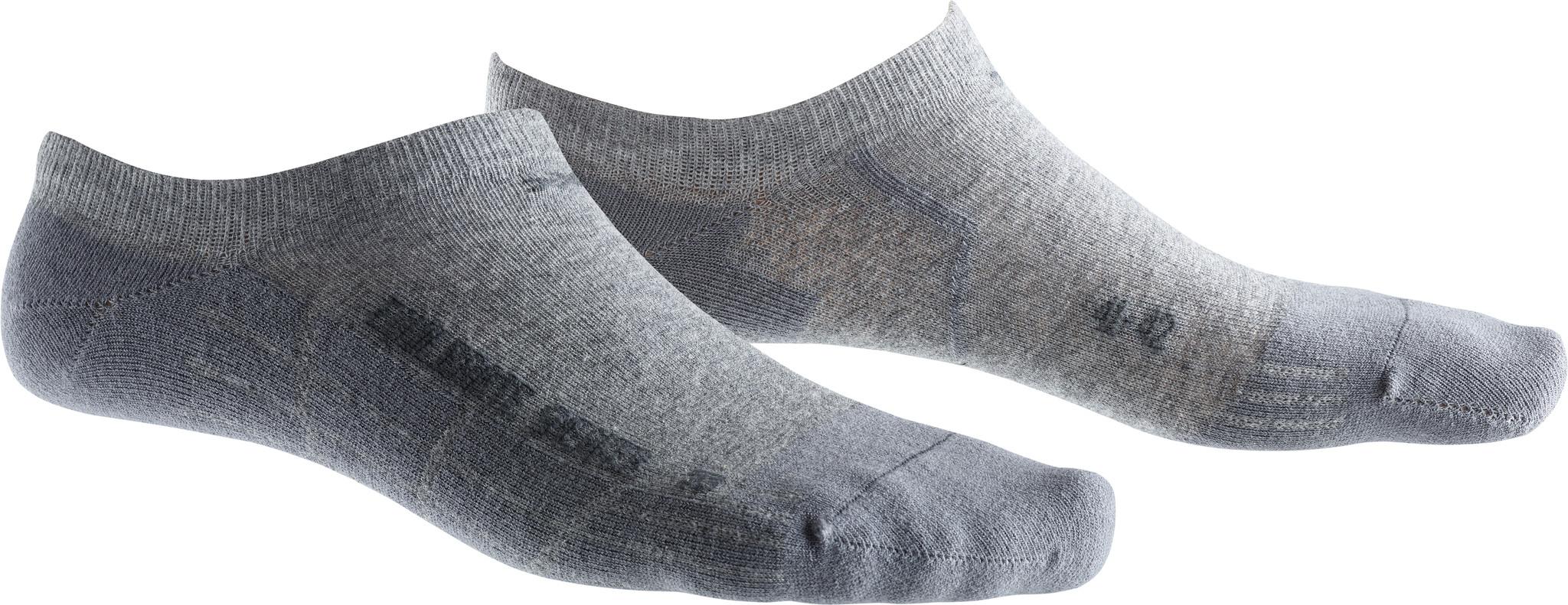 X-SOCKS Socken, Strümpfe Sneaker Equilibrate Hellgrau unisex von Gr. 39 - 46 S17-XS1