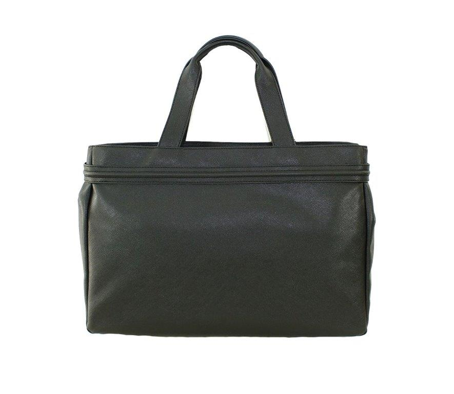 Armani Tasche Damentasche Henkeltasche Shopper 0523D nero black