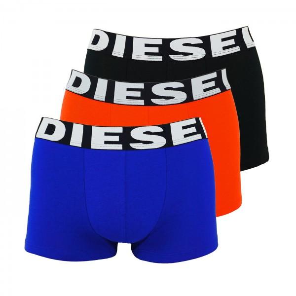 Diesel 3er Pack Boxer SHAWN OAAMT 04 schwarz, rot, blau SS19-DB2