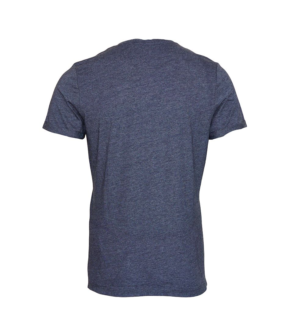 TOMMY HILFIGER Shirt T-Shirt blau NYC rn Tee SS 2S87905517 416