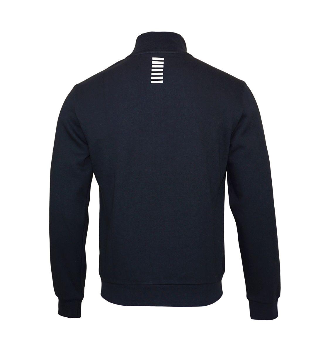 EA7 Emporio Armani Sweatshirt Trainingsjacke 6YPM55 PJ07Z 1578 Night Blue HW17-EATJ1
