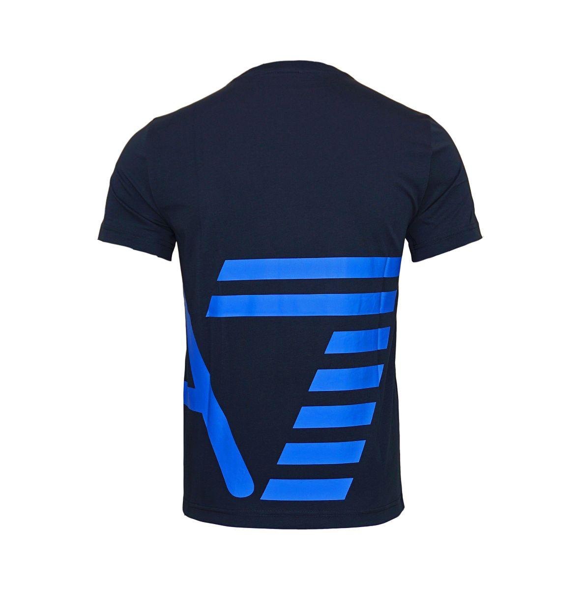 EA7 Emporio Armani T-Shirt Rundhals 6YPTB8 PJH7Z 1578 Night Blue HW17-EATS1