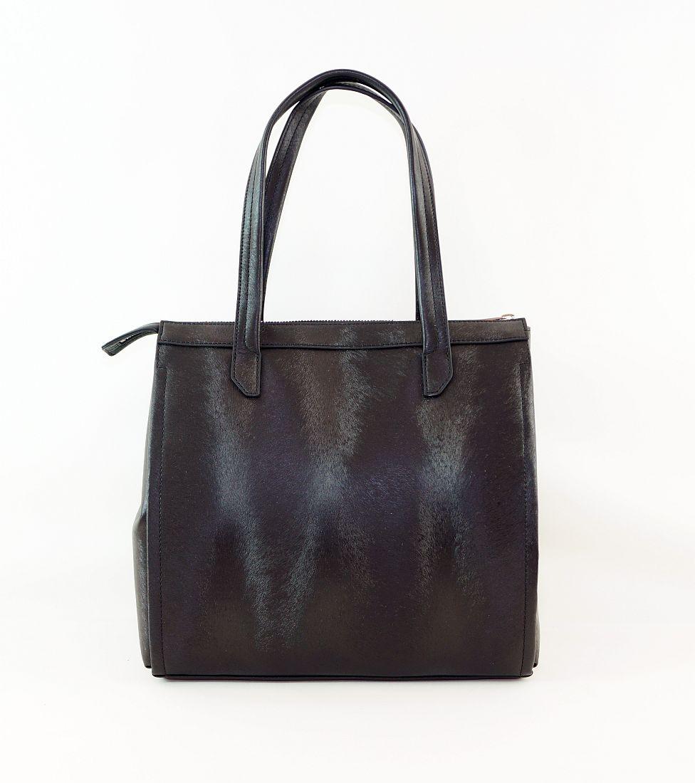Armani Jeans Handtasche Shopper Tasche WOMEN'S SHOPPING BAG 922102 6A728 00020 Nero HW16-1