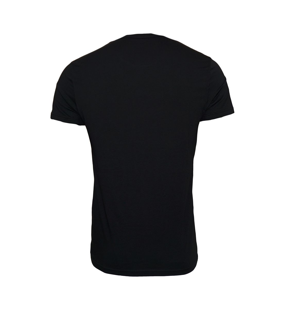 Emporio Armani 2er Pack T-Shirts Rundhals 111267 8P717 54420 NERO/ULTRAMARINE W18-EATS1