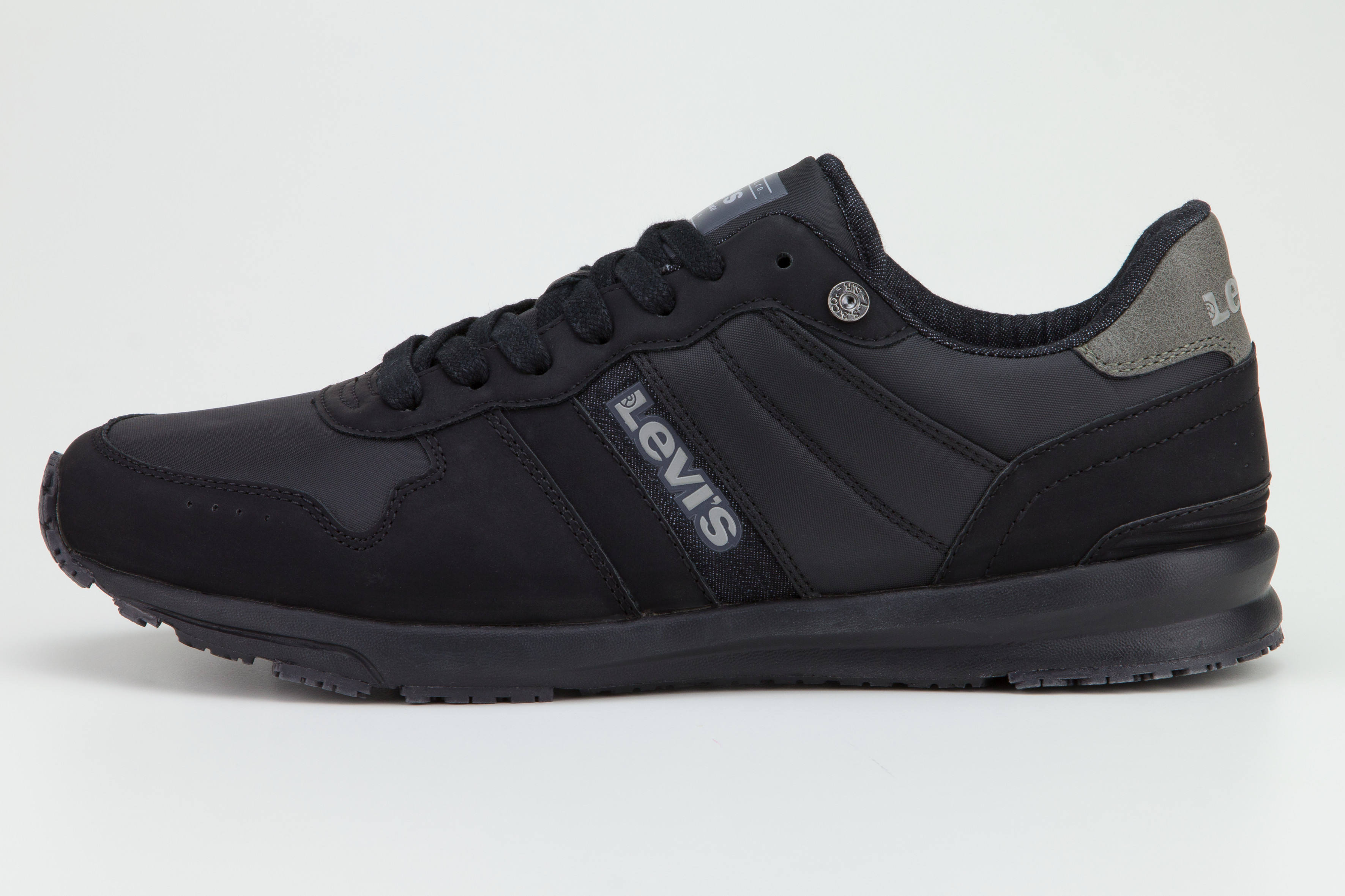 Levis Schuhe Sneaker BAYLOR 227240 1920 60 schwarz SH18-LS1