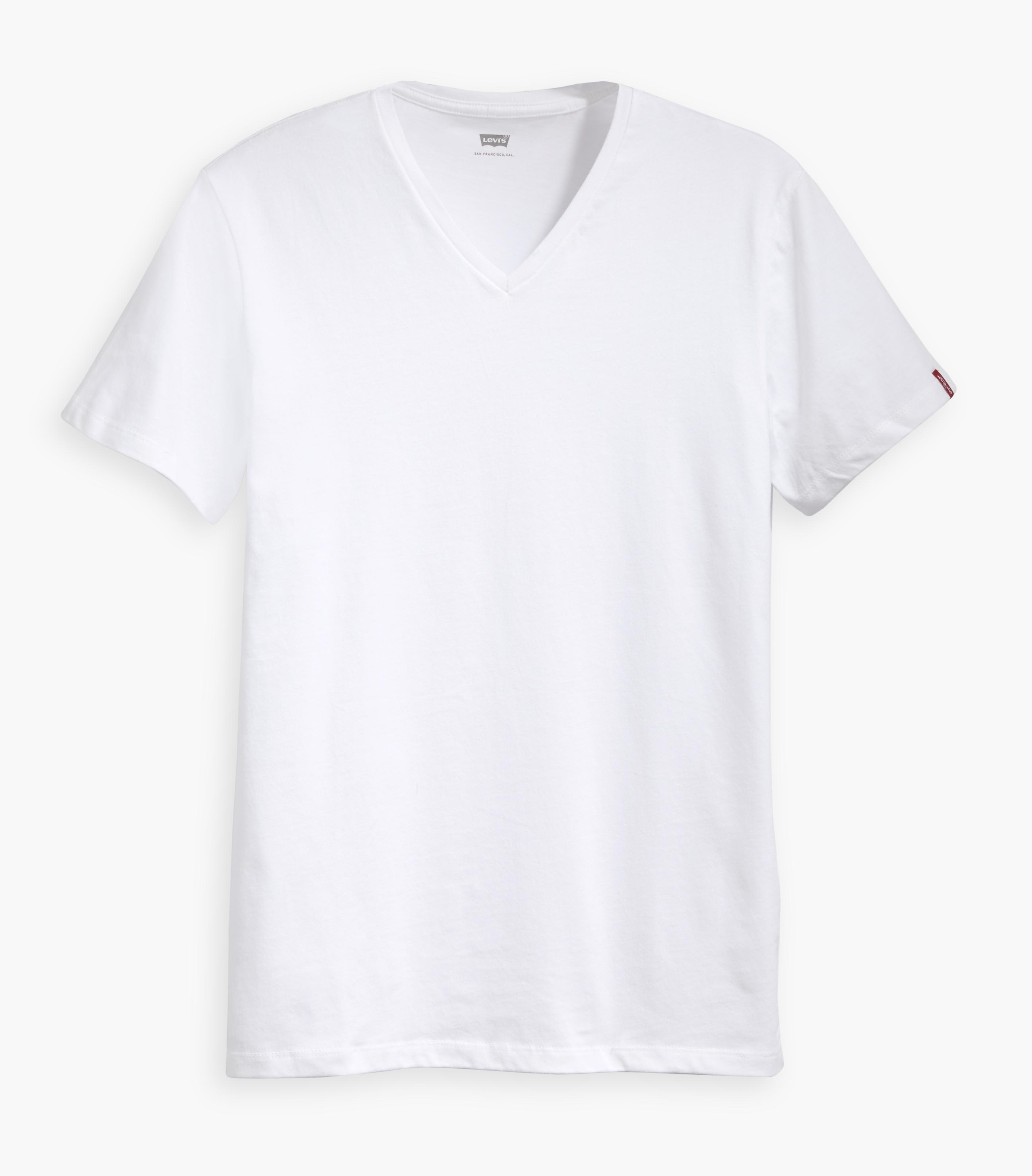 LEVIS 2er Pack Shirts V-Ausschnitt T-Shirt 82983-0004 W18-LVT1
