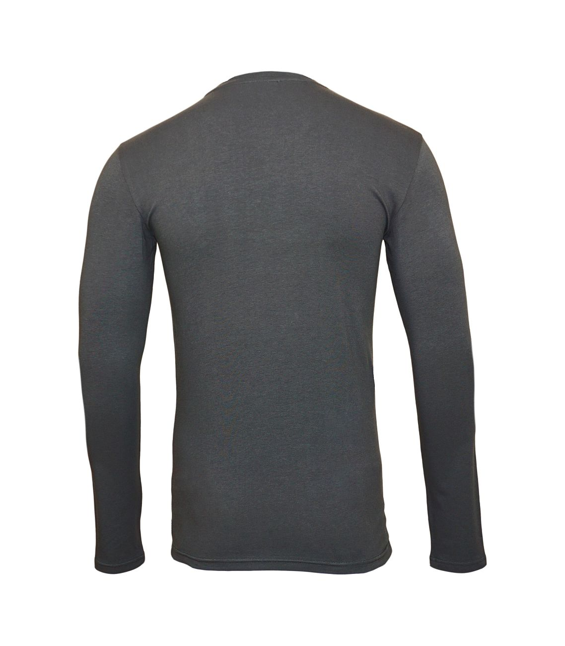Emporio Armani Longsleeve Rundhals Shirt 111023 8A512 00044 ANTRACITE WX18-EAL